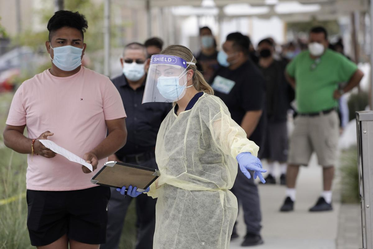 California virus cases underreported, health official says